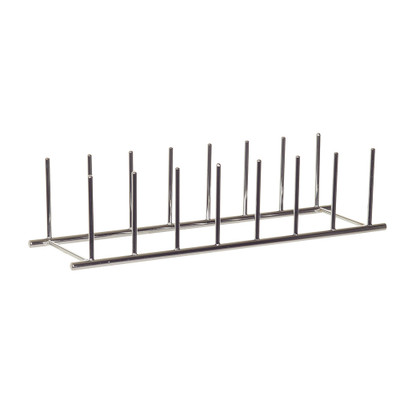 Plate Stand Chrome