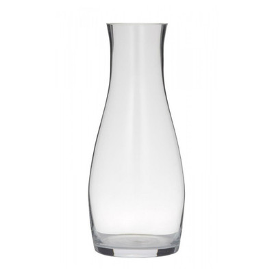 Heidi Art Glass Vase Clear