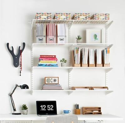 elfa Basics Shelf Unit