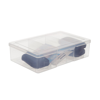 Fischer Large 3 Compartment Storage Box