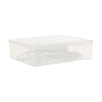 Fischer Extra Deep Storage Box - 1 Compartment