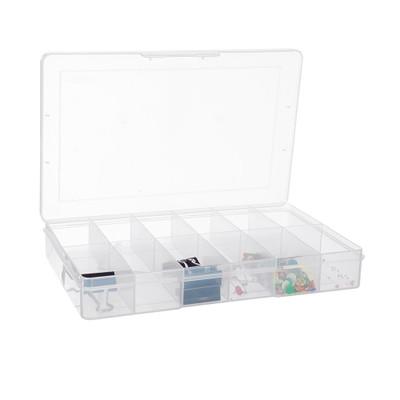 Fischer Large 12 Compartment Storage Box