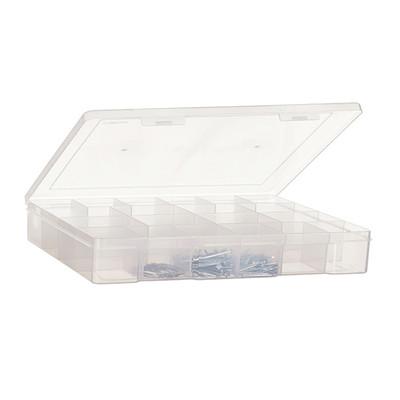 Fischer XL 20 Compartment Storage Box