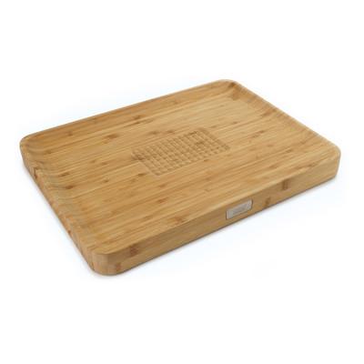 Joseph Joseph Cut and Carve Board - Bamboo