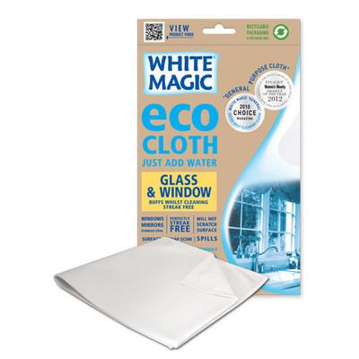White Magic - Ultra Microfibre Cloth