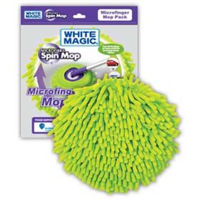 White Magic Microfibre Mop Refill
