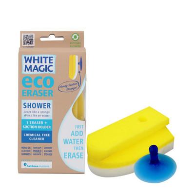 White Magic Shower Eraser