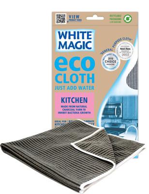 White Magic Kitchen Cloth