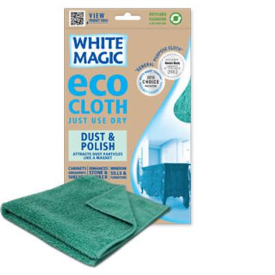 White Magic Dust Micro Cloth