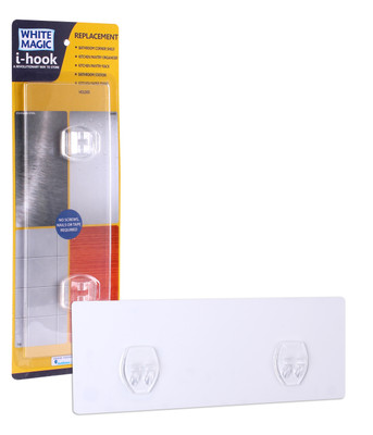 White Magic i-Hook Replacement for Multiple Use 8Kg