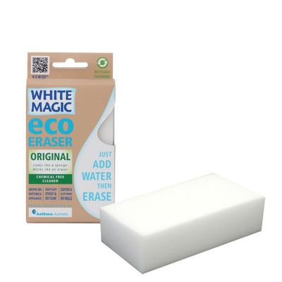 White Magic Microfibre Eraser Sponge