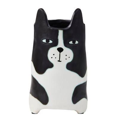 Huxley Dog Planter Pot