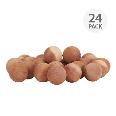 Cedar Fresh Cedar Balls 24