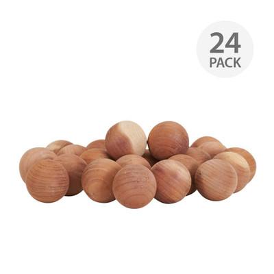 Cedar Fresh Cedar & Lavender Balls - 24 Pack