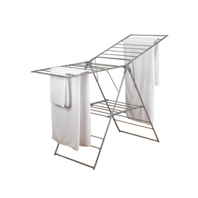 Stainless Steel 28 Rail Clothes Airer Dryer