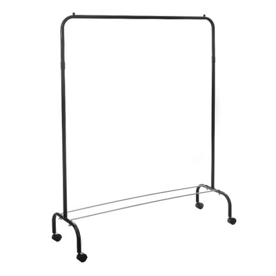 Regular Garment Rack - Black