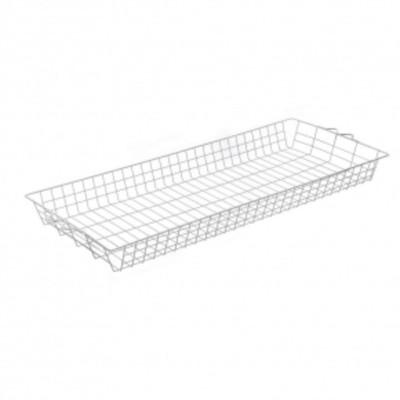 Basket for Regular Garment Rack - White (LTW6151)