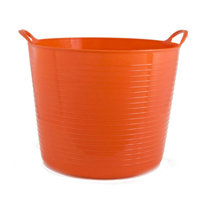 Howards Flexi Storage Tub 15L - Coral