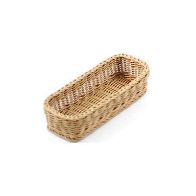 IconChef Woven Food Safe Slim Basket - Small