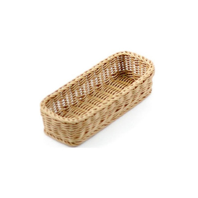 IconChef Woven Food Safe Slim Basket - Medium