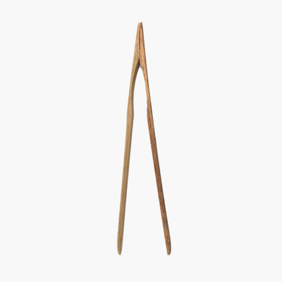 IconChef Acacia Wood Toast Tongs