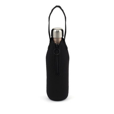 IconChef Water Bottle Carrier 500ml - Black