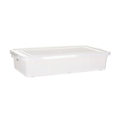 Howards Easi Store Underbed Box with Wheels - 45L