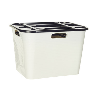 Howards Flex Box with Lid 45 Litre