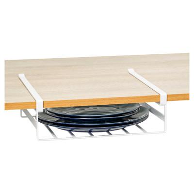 Howards Powder Coated Wire Under Shelf Basket - Medium
