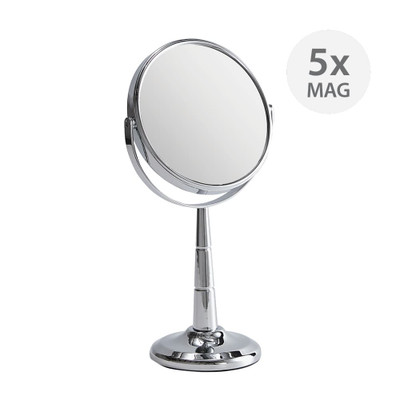 Double-Sided Make-Up Mirror
