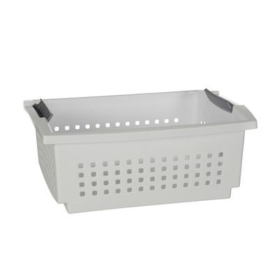 Sterilite Large White Stacking Basket
