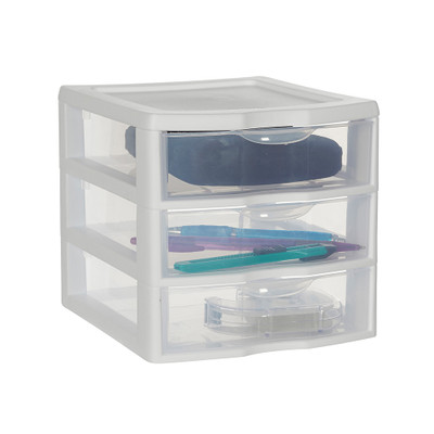 Sterilite Clearview Drawer Unit
