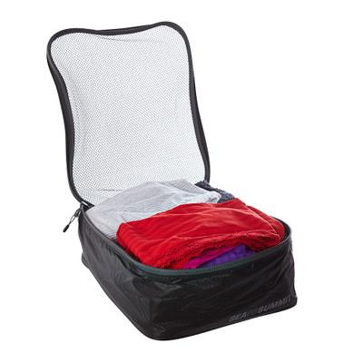 Sea to Summit Small Garment Mesh Bag in Black