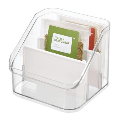 iDesign Crisp Divided Packet Organiser