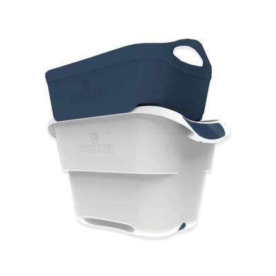The Strucket Straining Bucket - Navy