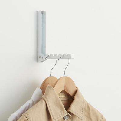 Smart Clothes Rack Hanger for Door or Wall Mount
