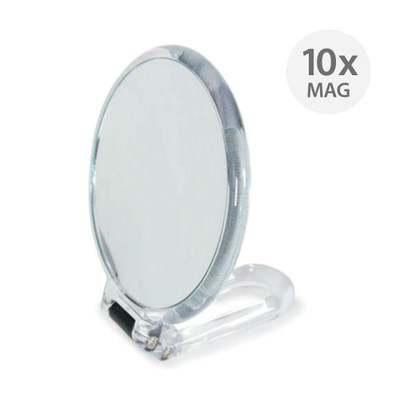 Double Sided Macro Mirror with Stand