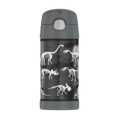Thermos Funtainer Insulated Water Bottle 335ml - Dinosaurs