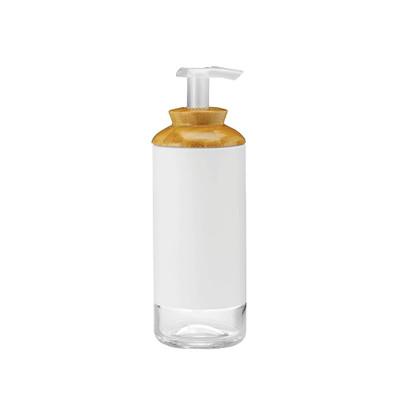 Full Circle Soap Dispenser - White