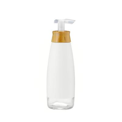 Full Circle Foam Soap Dispenser - White