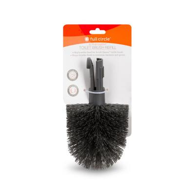 Full Circle Scrub Queen Toilet Brush Replacement Head