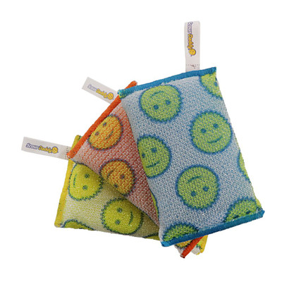 Scrub Daddy Scour Daddy Scouring Pad - 3 Pack