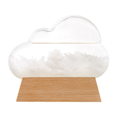 Cloud Weather Forecast Station