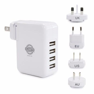 Globite Multi Travel USB Charger Adaptor