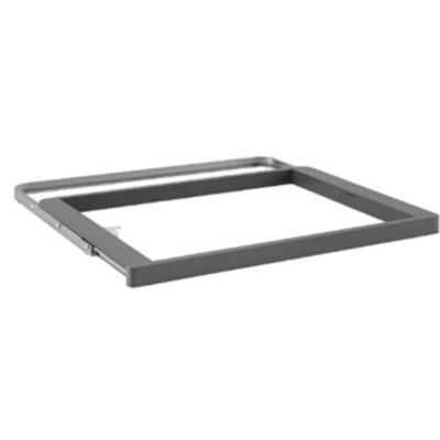 elfa 40 Decor Gliding Drawer Frame W600 - Grey