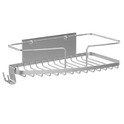 Better Living Corner Shower Basket - Stainless Steel