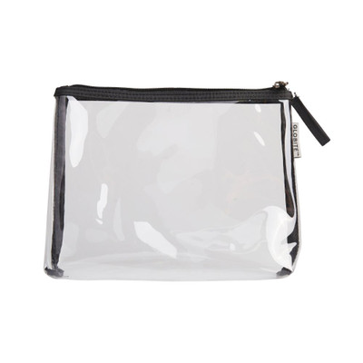 Globite Travel Carry-On Approved Zippered Pouch - Clear
