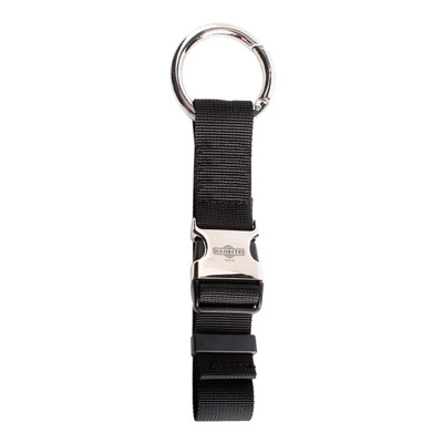 Globite Travel Hands-Free Clip-On Strap for Luggage - Black