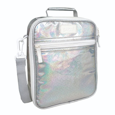Sachi Kids Insulated Lunch Tote - Pearl Lustre