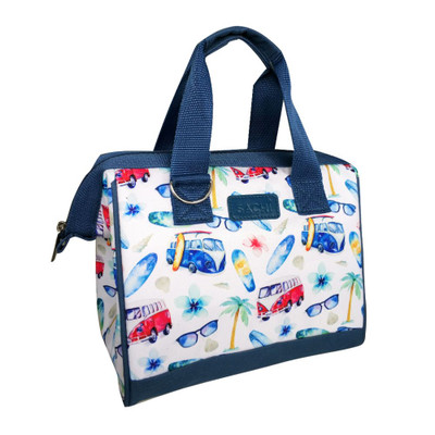Sachi Insulated Lunch Bag - Summer Vibes